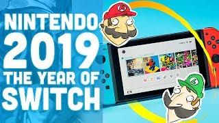 Nintendo Switch: Make or Break in 2019 - Hot Take