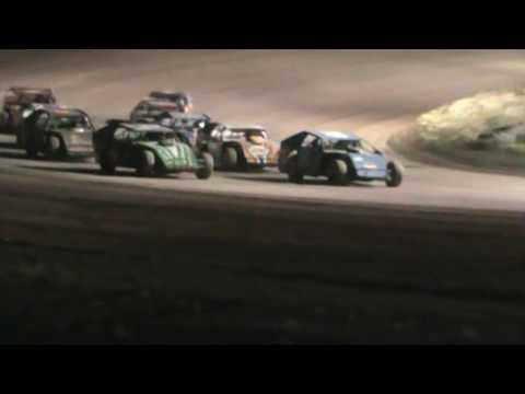 Dan Wheeler BMOD Gillette Thunder Speedway 06/28/16