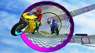 Bike Stunt 2020 - Free Motorcycle Games - Android mobile games