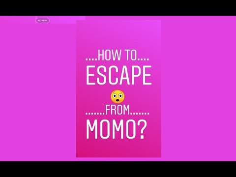 How To ESCAPE from MOMO? | TAMIL | Praddy | SIRAGUGAL