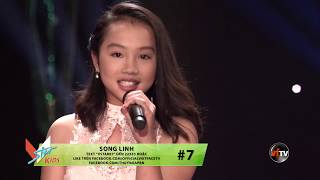 Song Linh #7 (Full Performance - VSTAR Kids Season 2 Finals)