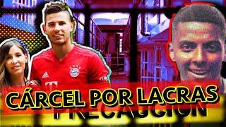 Joao MALECK Y LUCAS HERNANDEZ ¡CÁRCEL Por LACRAS! | Los Expulsados