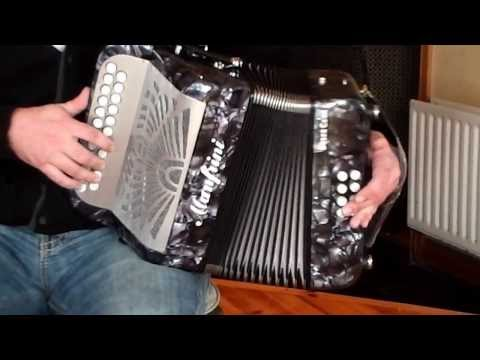 New Accordion to the Irish Market! Exclusively available from Gannons Traditional Irish Music Shop