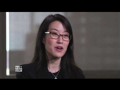 How Ellen Pao realized women 'cannot succeed' in Silicon Valley frat boy culture