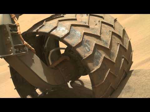The Mars Curiosity Rover - Hoax Hunter - Bugs on Mars,True Color,Mud Tracks,Femur Bone,Selfie