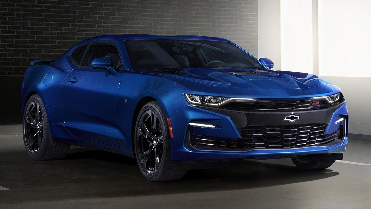 2019 Chevrolet Camaro Ss Design Footage Exterior Interior Youtube