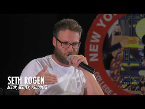 Guest Speaker Series: Seth Rogen Q&A and Sausage Party Screening at NYFA