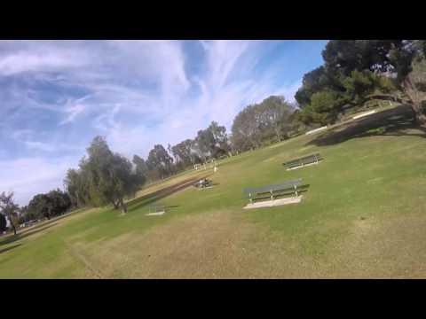 Vortex pro at new park