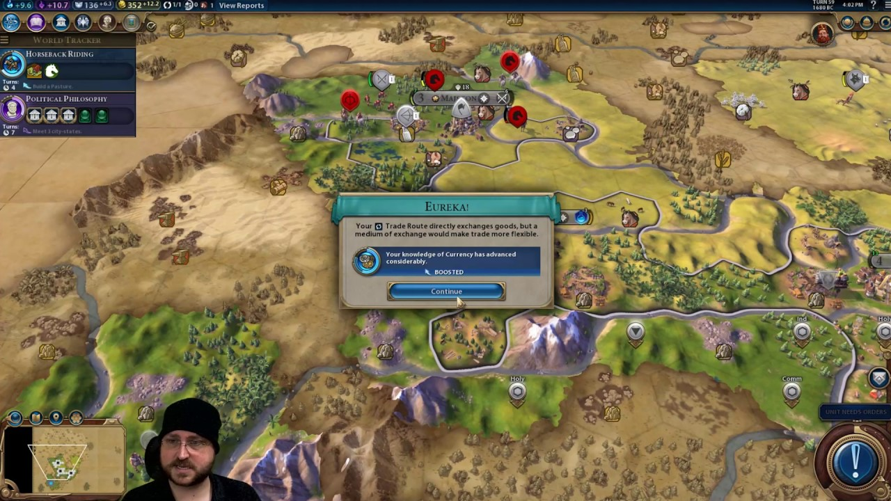 civilization 6 how to play