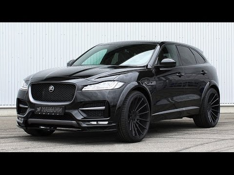 hamann jaguar f pace tuning program youtube