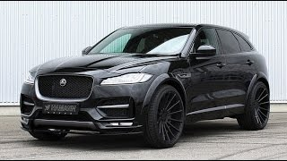 Hamann Jaguar F-Pace Tuning Program