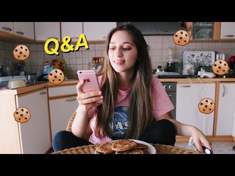 Φτιάχνω Μπισκότα & Απαντώ Σε Ερωτήσεις 🍪