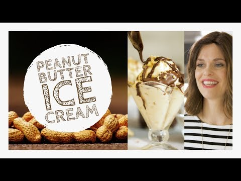 How to Make Peanut Butter Coconut Milk Ice Cream