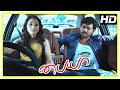 Paiya Tamil Movie Scenes | Tamanna helps Karthi with the car | Tamanna | Karthi | Lingusamy