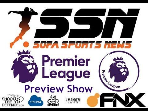English Premier League Preview Show