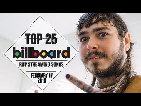 Top 25 • Billboard Rap Songs • February 17, 2018 | Streaming-Charts