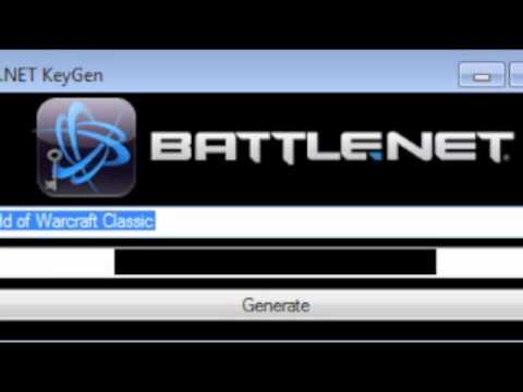 Battle.NET CDKey Generator Version 2.0 +New 2011