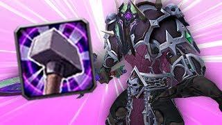 Zandalari Paldin 1v4 Duels! (5v5 1v1 Duels) - PvP WoW: Battle For Azeroth 8.1