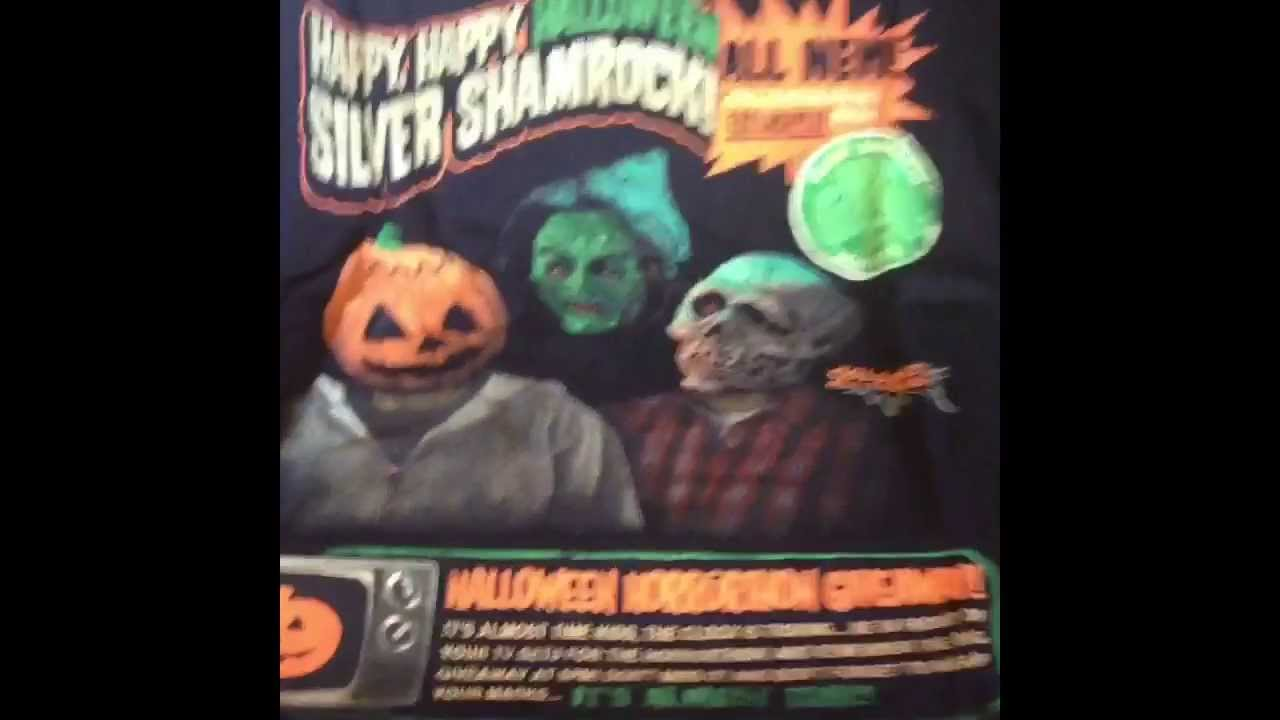 fright rags halloween 3 shirt