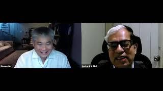 Episode 7 - Steven Lim & Justice AK Sikri