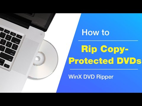 How to Rip Copy Protected DVD