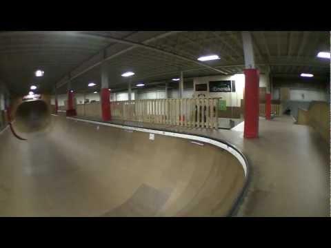 Skaters Edge Park Tour