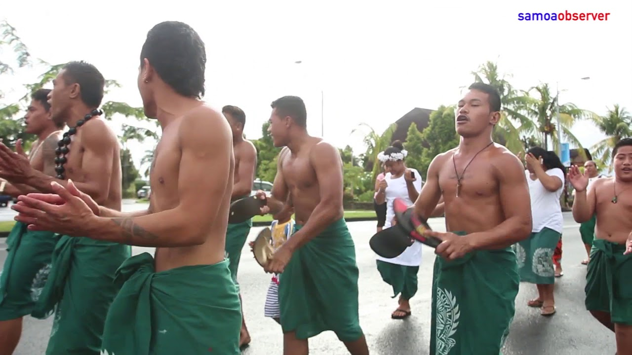 P.M. welcomes Teuila visitors, launches 2017 Festival - Dauer: 75 Sekunden