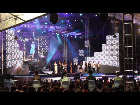 A18 Hua Hee Karaoke Final 2014 Singing Competition 欢喜来卡拉2014决赛 歌唱比赛 Batu Pahat BP Mall Johor Malaysi