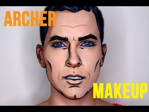 Sterling Archer Loot Wear August 2016 Makeup Tutorial thumbnail
