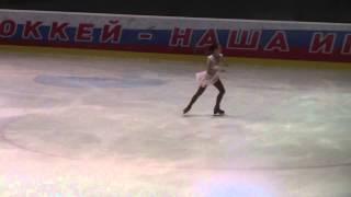 любительское фигурное катание видео_1