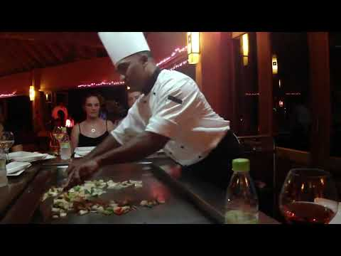Meeru Island Resort & Spa - Funny Restaurant( Best Price In Description)