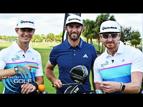 HOW TO SMASH YOUR DRIVER WITH DUSTIN JOHNSON!