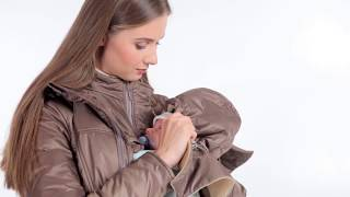 Love & Carry 2-in-1 Maternity coat