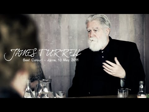 James Turrell interview part 2