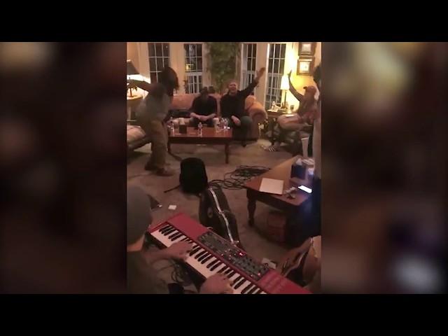 Psalm 23 - #LivingRoomWorship FB Live Josh Sherman
