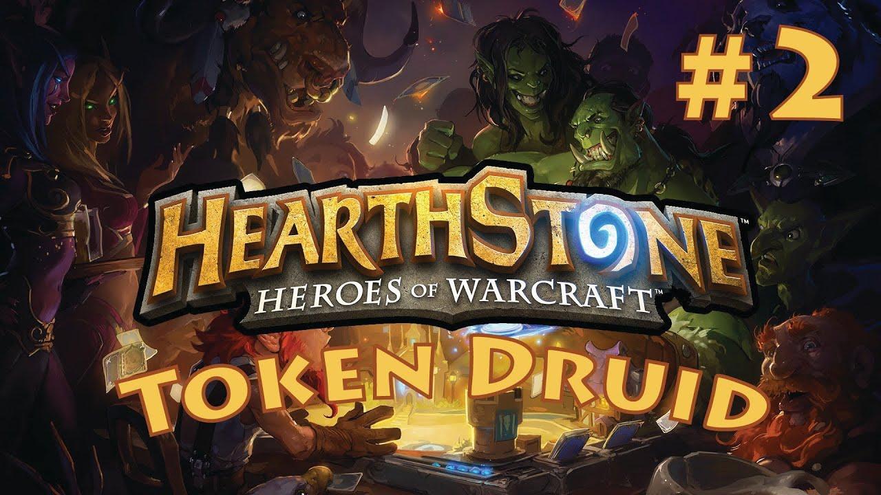 Hearthstone Deck Overview - Token Druid Guide/Walkthrough Part 2 - YouTube