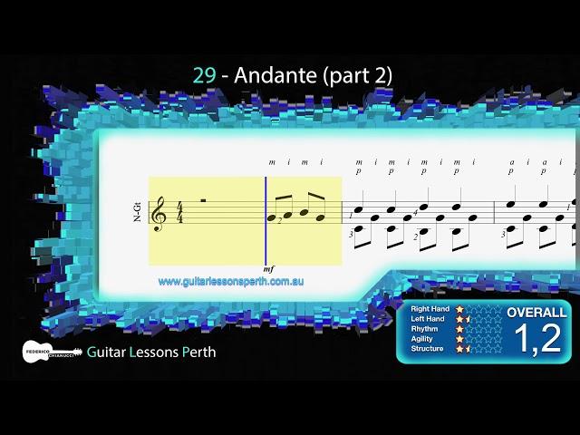29 - Andante Part2 (M. Carcassi)