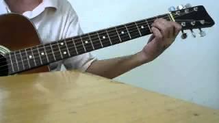 Clip 2: Cách bấm E7. 5' đàn hát giải trí-Khuyến nhạc 117 hỗ trợ.