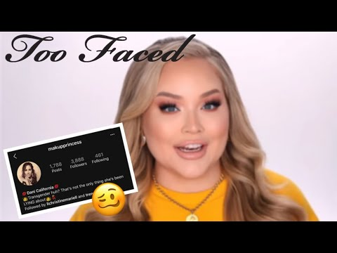 jerrod blandino sister can't leave nikkie tutorials alone (big yikes)