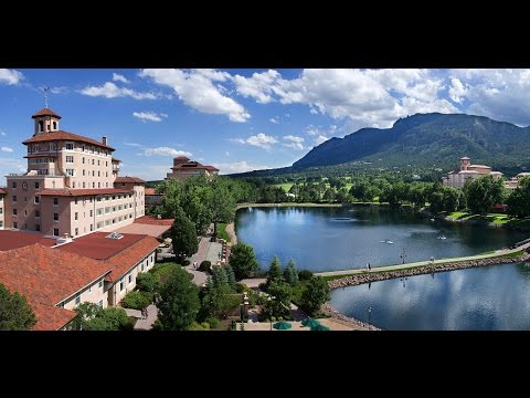 Explore The Broadmoor in Colorado Springs