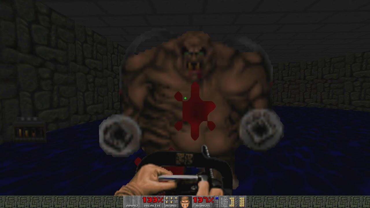Hell Port 66 My first wad - WADs & Mods - Doomworld