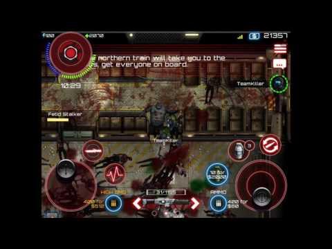 Играем с другом в SAS:4 Zombie Assault - #2