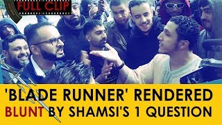 SHIA SHUT DOWN!!! By SUNNI With ONE QUESTION!! | Shamsi