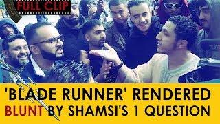 SHIA SHUT DOWN!!! By SUNNI WIith ONE QUESTION!! | Shamsi