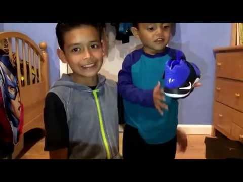 2 pair of Jordan 6 retro Bt, Kyrie Irving 2 unboxing W/ishi