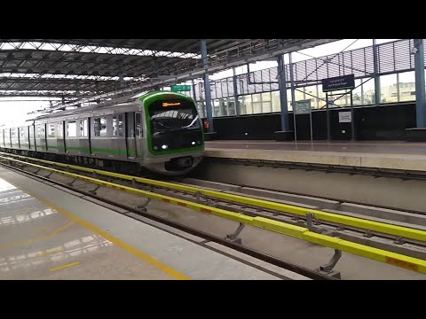 Bangalore Metro and a visit to Mantri Square mall