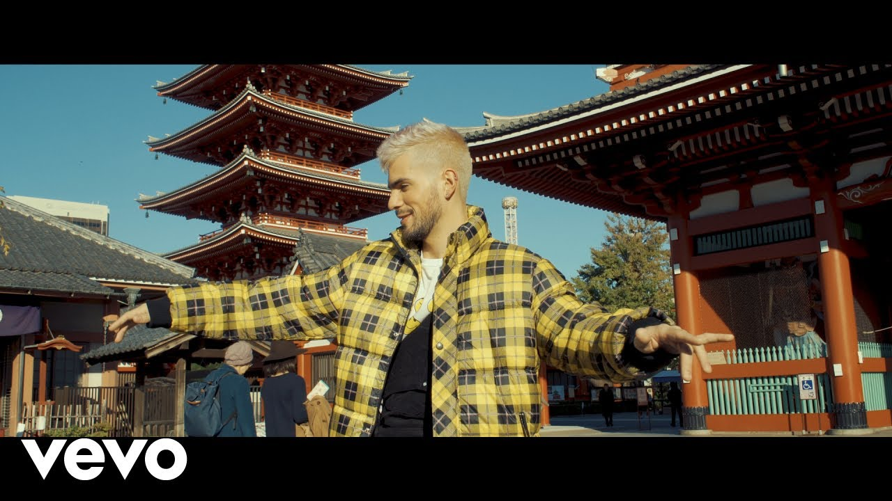 Rombai Japon Official Video Youtube