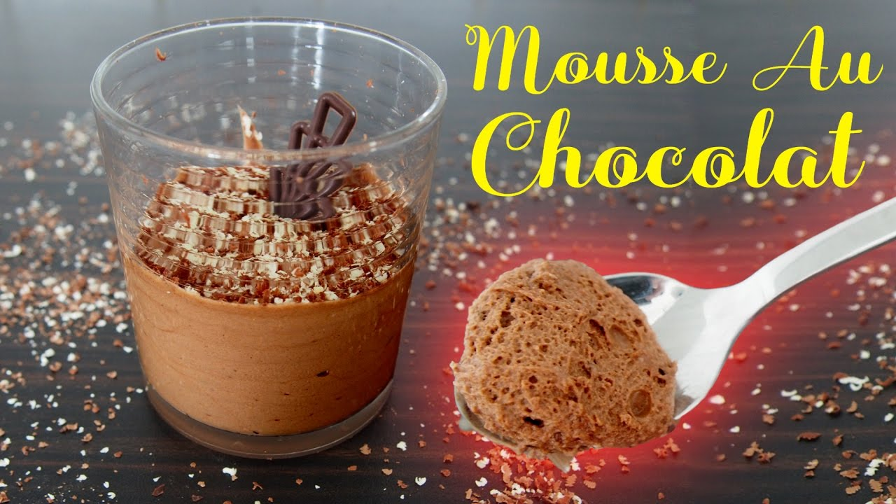 Image result for mousse au chocolat