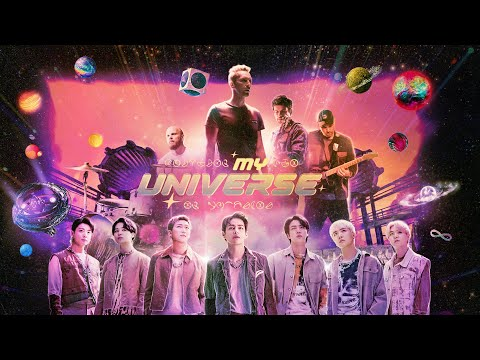 Coldplay X BTS - My Universe (Official Video)