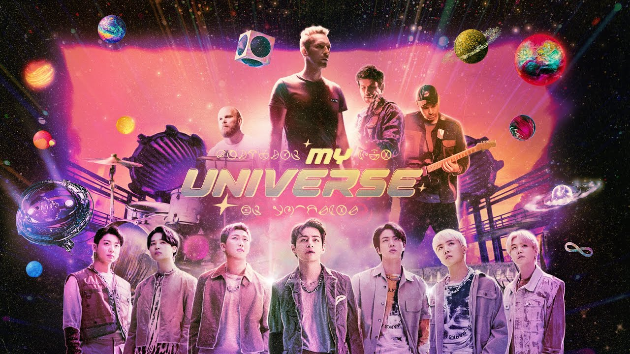 Coldplay X BTS  My Universe Official Video